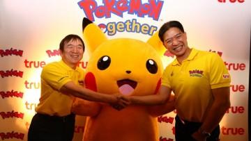 True ตอบรับกระแส Pokemon GO! ในไทย เตรียมจัดกิจกรรมในเดือนกันยายนนี้