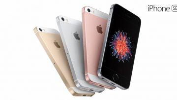 เป็นเจ้าของ iPhone SE กับTrueMove H ราคาเริ่มต้นเพียง 8,800 บาทเท่านั้น