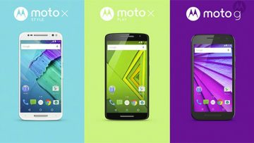 TrueMove H ประกาศให้คุณได้เป็นเจ้าของสมาร์ทโฟน Moto G4 Plus ในราคาเพียง 5,990 บาท