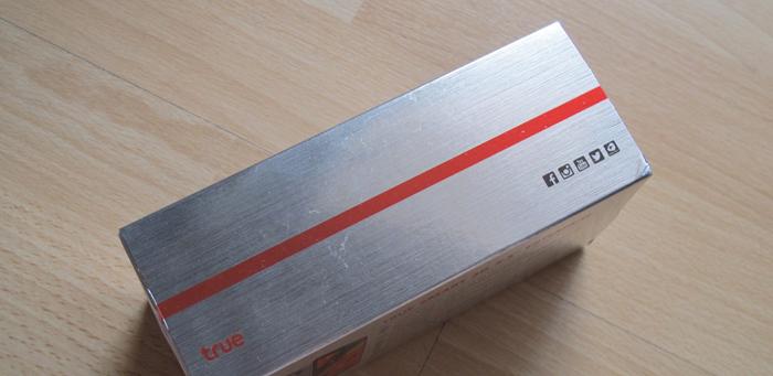 อีกขั้นของมือถือปุ่มกดจอสัมผัสได้ True Smart 4G 3.5″ HYBRID ฟรีจากทรู