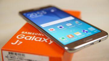 กลับมาอีกครั้ง!!! Samsung Galaxy J7 ในราคาพิเศษพร้อมส่วนลดค่าบริการรายเดือน 2,000 บาท