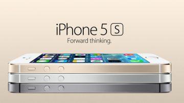 จัดหนักอีกแล้ว!!! ทรูมูฟ เอช ให้คุณได้เป็นเจ้าของ iPhone 5S ในราคาเริ่มต้นเพียง 4,900 บาท