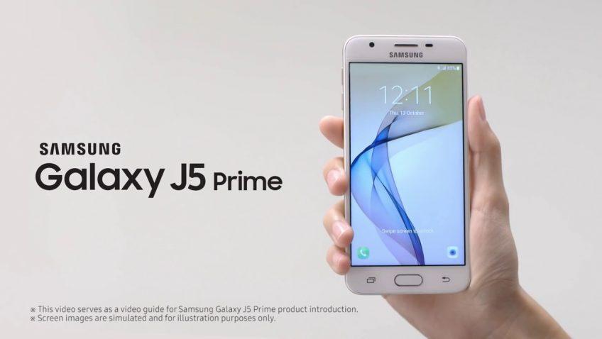 ทรูมูฟ เอช จัดราคา Samsung Galaxy J5 Prime ถูกยิ่งกว่าเดิม เพียง 2,990 บาทเท่านั้น!!!