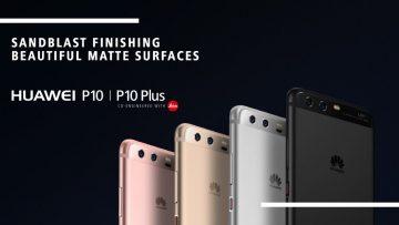 ลงทะเบียนความสนใจ Huawei P10/P10 Plus กับทรูมูฟ เอชวันนี้ รับส่วนลดพิเศษ 5,000 บาท พร้อมของแถมอีกมากมาย!!!
