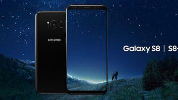 เปิดประสบการณ์ใหม่กับชีวิตไร้กรอบกับ  Samsung Galaxy S8 และ S8+ ราคาพิเศษจากทรูมูฟ เอช