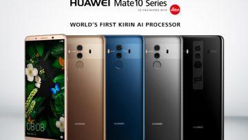 ทรูมูฟ เอช เปิดจองสมาร์ทโฟน HUAWEI Mate 10 Pro รุ่นล่าสุด พร้อมรับส่วนลดค่าเครื่องและค่าบริการสูงสุด 7,800 บาท
