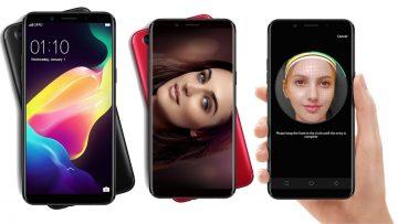 เป็นเจ้าของสมาร์ทโฟน OPPO F5 สมาร์ทโฟนไร้ขอบโฉมใหม่พร้อมกล้องสุดเทพ ในราคาพิเศษเพียง 8,990 บาท จากทรูมูฟ เอช