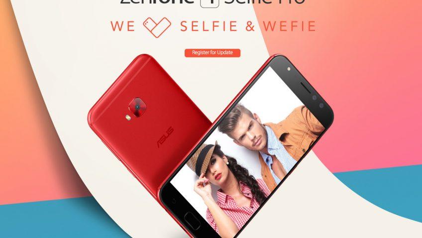 ใหม่!!! ASUS Zenfone 4 Selfie Pro สมาร์ทโฟนรุ่นพิเศษเพื่อคนชอบ Selfie ราคาเพียง 9,990 บาท