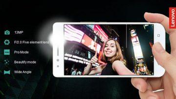 เป็นเจ้าของสมาร์ทโฟน True Lenovo K8 Note จากทรูมูฟ เอช เพียง 4,990 บาท รับฟรี! แว่นตา VR 3D