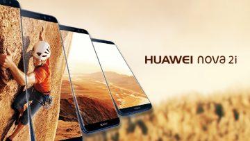 ลดสุดๆ! Huawei Nova2i จากทรูมูฟ เอช ราคาเพียง 3,990 บาทเท่านั้น