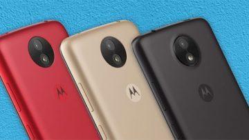 สมาร์ทโฟนจอใหญ่ สเปคดี ราคาเกินคุ้ม Moto C 4G H Edition ราคาเพียง 1,990 บาทเท่านั้น
