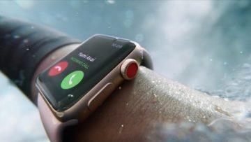 ทรูมูฟ เอช ประกาศวางจำหน่าย Apple Watch Series 3 (GPS + เซลลูล่าร์) รายแรกในไทย พร้อมทดลองใช้ระบบเซลลูล่าร์ได้ที่นี่!