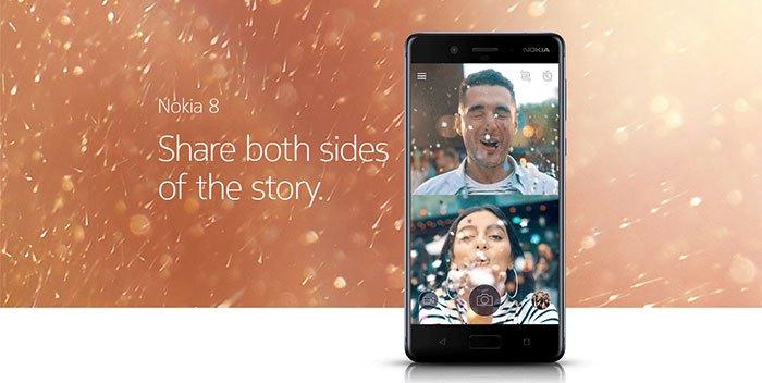 ใหม่! Nokia 8 สมาร์ทโฟนสุดแกร่งระดับตำนาน จากทรูมูฟ เอช ราคาพิเศษเพียง 12,500 บาท