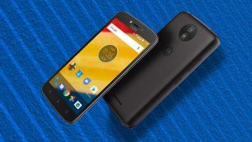 เป็นเจ้าของสมาร์ทโฟน Moto C 4G H Edition ฟรี! จากทรูมูฟ เอช พร้อมเน็ตไม่จำกัด ไม่ลดความเร็ว