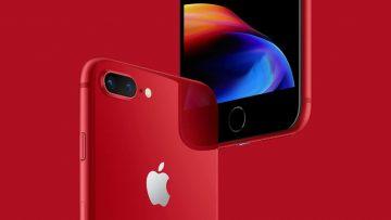 เปิดตัวแล้ว iPhone 8 / 8 Plus สีแดงรุ่นพิเศษ (PRODUCT) RED จำหน่ายแล้วที่ทรูช้อปทุกสาขา ในราคาเริ่มต้นเพียง 17,500 บาท