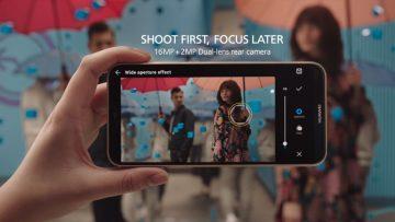 เปิดสั่งจองแล้ว!!! Huawei Nova 3e ใหม่กว่าใคร เร็วกว่าใคร ในราคา 7,990 บาท พร้อมของแถมอีกมากมาย
